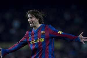 Maxwell w FC Barcelonie – galeria
