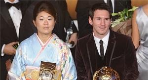 Leo Messi zdobył trzecią Złotą Piłkę!