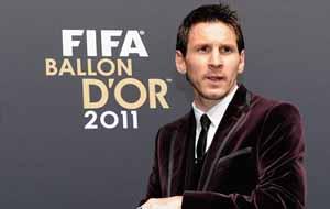 Galeria zdjeć z gali Złotej Piłki FIFA