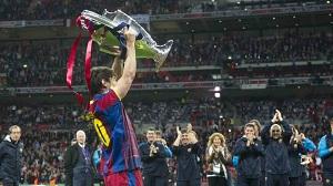Rok 2011 rokiem Messiego