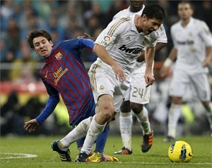 Terminarz spotkań 1/4 finału Copa del Rey