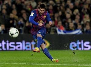 """Messi – """"pożeracz"""" nagród"""