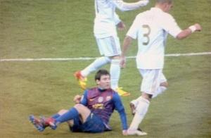 Pruna: Messi odczuwa skutki nadepnięcia Pepe