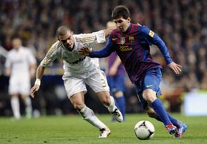 Tak gra Madryt Mourinho z Barçą – wideo