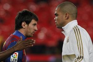 FC Barcelona – Real Madryt (fotogaleria)