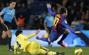 Messi nie chce się poddawać