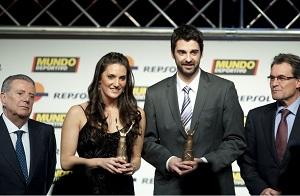 Navarro i Fuentes najlepsi w 2011 roku