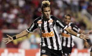 Neymar autorem najładniejszej bramki