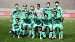 Osasuna – FC Barcelona (fotogaleria)