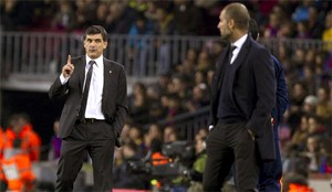 Mendilibar: Messi jest chory na grypę a i tak gra