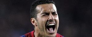 Pedro nie zagra z Valencią i Realem Sociedad!