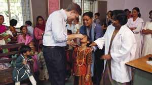 Polio niemal wyeliminowane w Indiach
