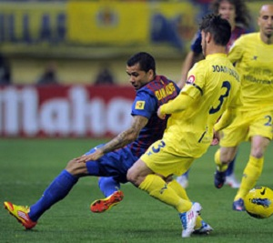 Alves: Nie można wygrać, nie strzelając bramki
