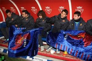 Anegdoty z meczu Osasuna – Barcelona