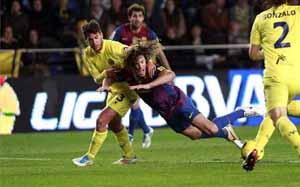 Villarreal – Barça: najlepsze, najgorsze