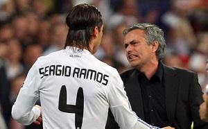 Ramos: Nie dotknąłem Busquetsa