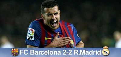 Real za burtą: FC Barcelona 2 – 2 Real Madryt