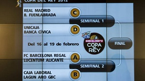 Regal Barcelona zagra z Lucentum Alacant