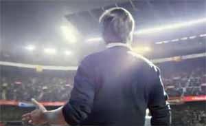 FCB w reklamie Estrella Damm