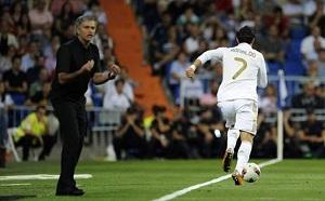Mourinho i Ronaldo nieobecni na gali w Zürichu