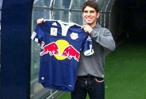 Soriano podpisał kontrakt z Red Bull Salzburg