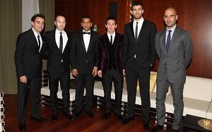 Pięciu z Barçy i czterech z Realu