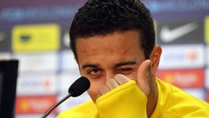 """Thiago: Ballon d""""Or dla Messiego"""