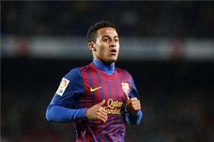 Málaga oferuje 30 mln euro za Thiago