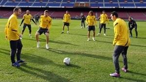 Obejrzyj otwarty trening FC Barcelony