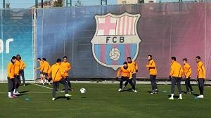 22 zawodników trenuje na Valencie