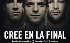 """Valencia """"wierzy"""" w finał"""