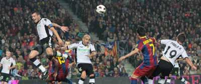 Walkę o finał czas zacząć: zapowiedź spotkania Valencia CF – FC Barcelona