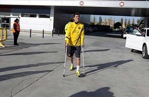 Kontuzjowani piłkarze FC Barcelony