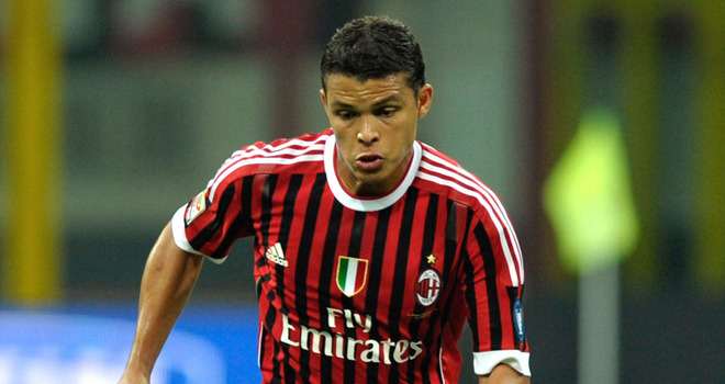 Thiago Silva planuje zostać w Milanie
