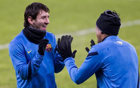 Niestrudzony Messi