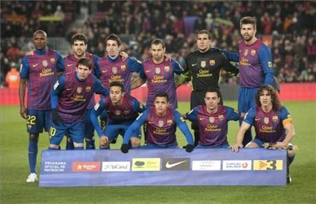 Barça rozchwytywana