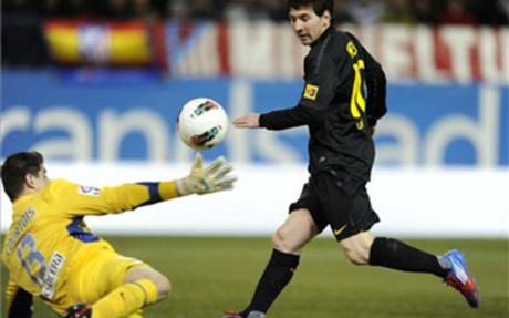 Messi zmuszony do odpoczynku