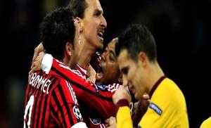 """AC Milan mówi """"nie"""" Robinowi Van Persie"""