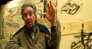 Antoni Tàpies zmarł w wieku 88 lat