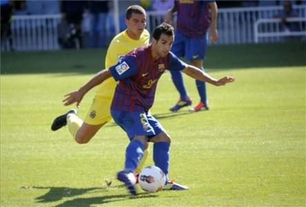 Porażka Barcelony B
