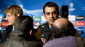 Dutt: Mieliśmy zbyt wiele szacunku dla Barçy