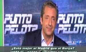 """Barça cofnęła akredytację programowi """"Punto Pelota"""""""