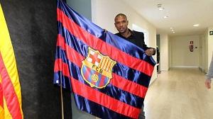 Abidal: Barça to dla mnie druga rodzina