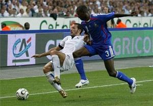 Abidal powołany do reprezentacji Francji