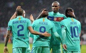 Alves: Chcemy wygrać również na Camp Nou
