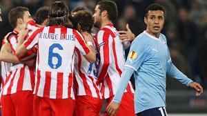 Atlético Madryt pokonało Lazio Rzym