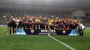 Guardiola doprowadził zespół do 12. finału