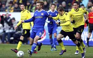 Porażka Bayeru Leverkusen