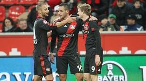 Bayer wygrywa z Augsburgiem