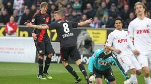 Bayer Leverkusen ogrywa FC Köln